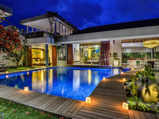 Bali Villa 4 Bedroom 4 Bedroom Villa Bali 4 Bedroom Villa Seminyak